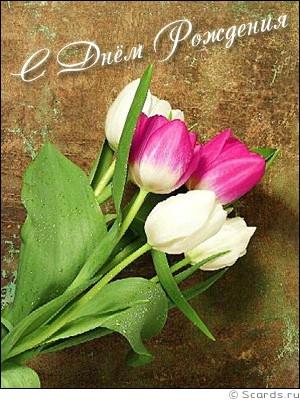 Анюта, поздравляю тебя с Днем Рождения
