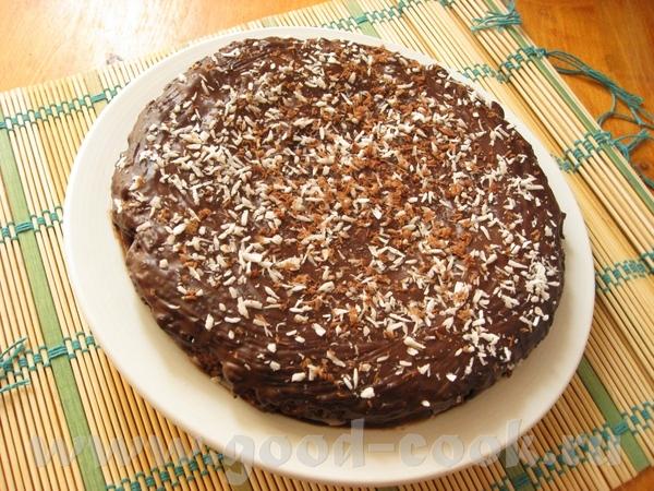 Кокосовый бисквит с шоколадом от Люси light225 ЦИТИРУЮ: Изысканный воздушный кокосовый бисквит, лег...