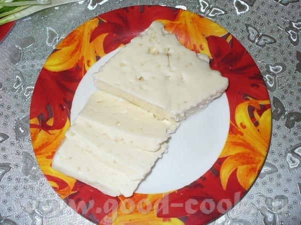 ну и конечно сыр, зелень и лаваш - 3