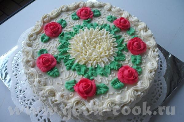 тортик замечательный