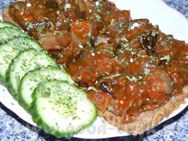 Принесла тУт Наташику за вкуснЮЮЮчее Овощное сотэ (икра) Я кушала на обед с картофельным хлебушком,... - 2