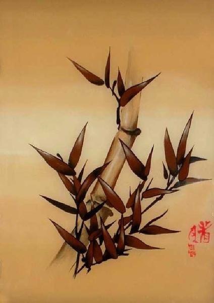 Солянка из китайской живописи, Индии и Египта