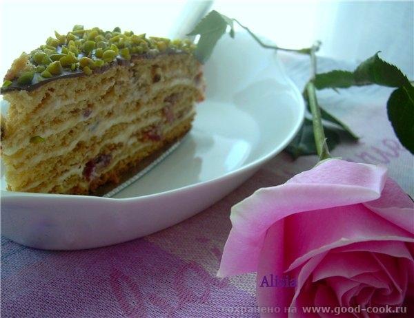 Ну вот и обещанный рецепт Валентиновского торта который был у нас на праздник - 3