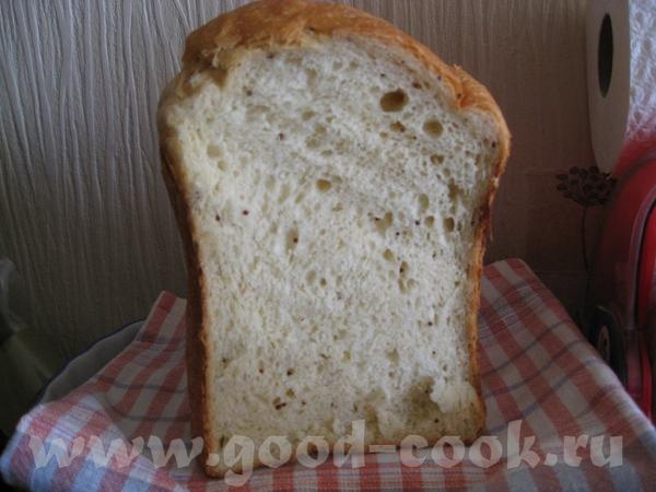 Горчичный хлеб Оттачиваю рецепт - 2