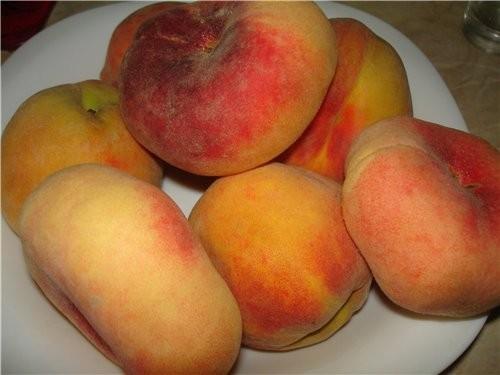 ТУШЕНАЯ КАПУСТКА Персики Мороженое (признаюсь честно - покупное) - 2