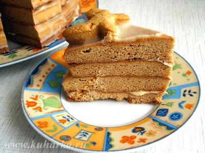 А мой сынок выпросил у меня сделать ему тортик, когда увидел медовик Ferkel - 2