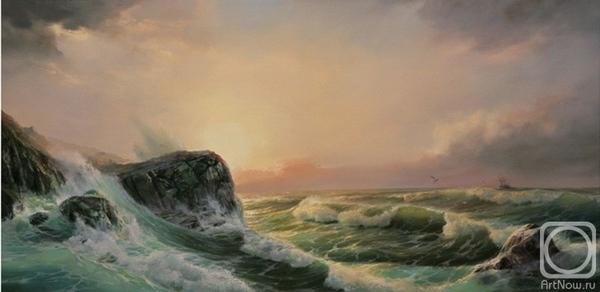 Наташенька, вот новые картины Коваля А вот еще один художник