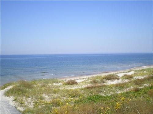 А это море Балтийское,летнее А на таком транспорте к нам в гости приходят