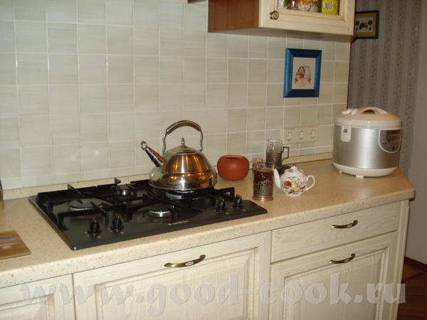 Т.ч. интересно было бы узнать - кому-то удобна именно духовка на рабочей поверхности? Не печь, ни р... - 2