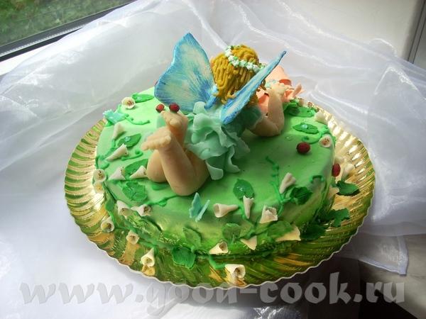 Ну,уже и выложу этот тортик с разных ракусов - 2