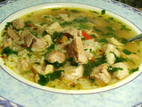Наш семейный рецепт супа Харчо практически ничего не имеет общего с классическим рецептом, но именн...