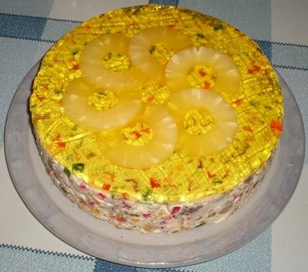 А я к вам со своим тортиком