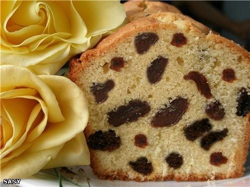 КЕКС «СТОЛИЧНЫЙ» Среди множества рецептов этого популярного кекса мне особенно нравится этот вариан...