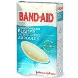 Найди в любой аптеке, там где все пластыри, коробочку, которая называется Advanced Healing for Blis...