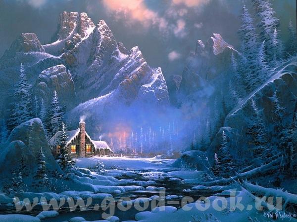 Зимняя сказка- oдно из самых красивых времён года Ted Blaylock Sam Timm Randy Van Beek Richard B... - 7