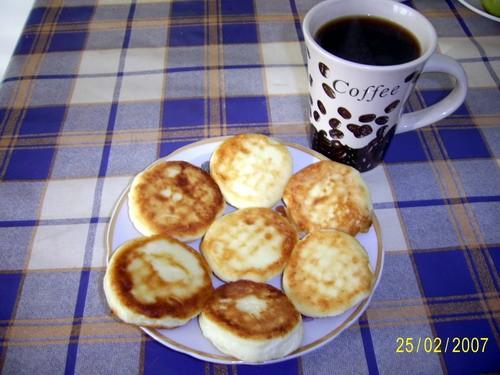 """А у меня на завтрак - сырники Я их называю """"Быстрые сырнички"""" 500 гр"""