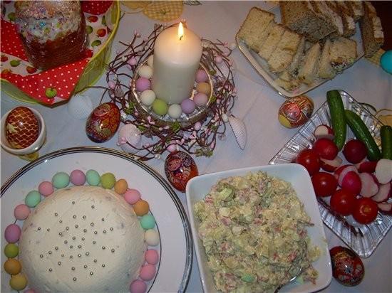 Загрузила фото завтрака Пасхального - 2