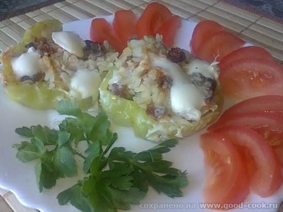 перец-рис-изюм