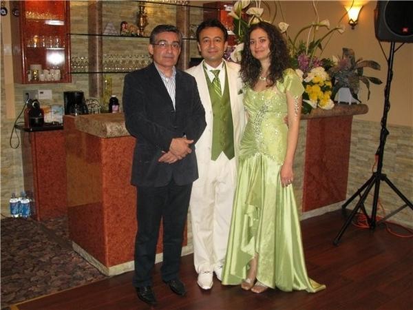 Девы, приткну пару фоток ишшо: Мы с Дианкой в ресторане: А это бухарский зеленый плов БАХШ сейчас б... - 4