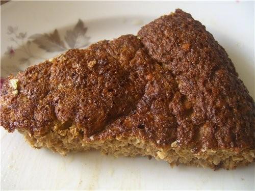Кюки из баклажанов(азербайджанская кухня) - 2