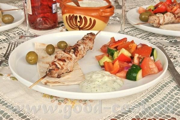 Котлетки из индейки с сыром и перцем Сувлаки из курицы Гювеч с цыплёнком в духовке Куриные грудки в... - 2