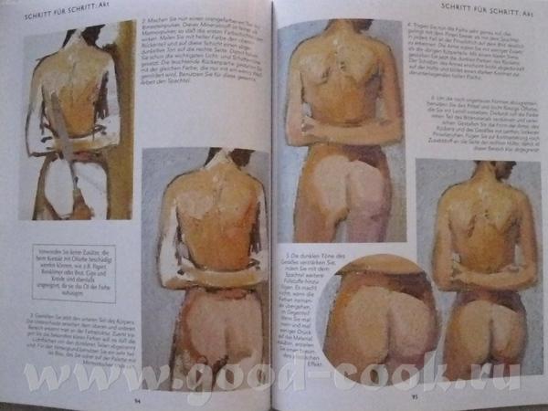 Надя,книга которая тебя заинтересовала,выглядит точно так же как Авена показала,только на немецком - 3