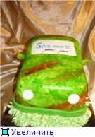 торт джип-нива торт тыква с мышами 3 - 3