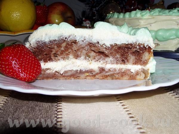 Девочки,торт я готовила из полуфабрикатов-порошков - 2