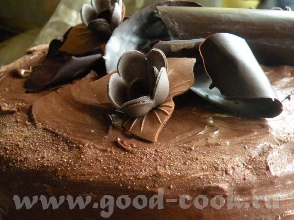 Натусик Спасибко за ,,Рыжика(медовика) с черносливом,, И Аленкин,Спасибко огромное за торт,,ЗАХЕР,,... - 5