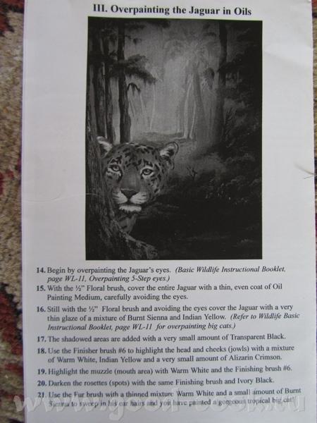 Тигр 1 Леопард (ой, ягуар стоит в названии) - 10