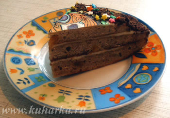 Обалденный тортик