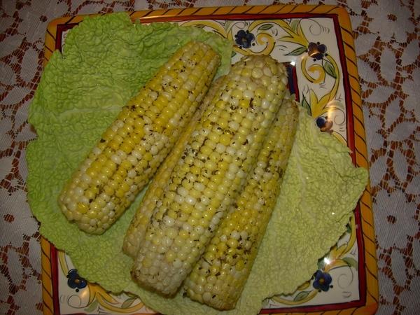И еще один рецепт от Алены, пробовала кукурузу так впервые,всегда раньше отваривала ее, всем очень...