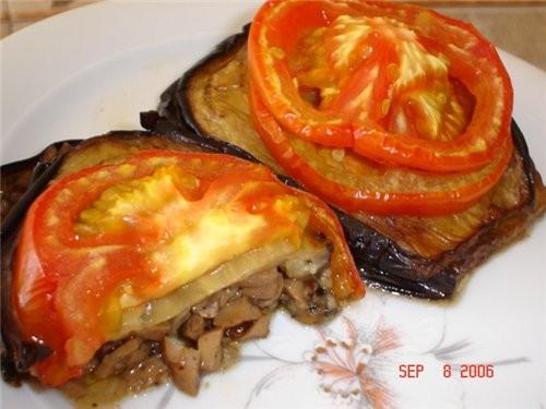 Рыба жареная и картофельное пюре - 3
