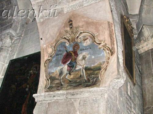 Коптская часовня сзади Святого Гроба Господня - 7