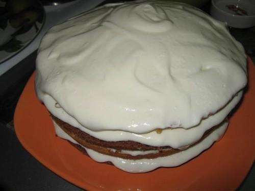 """Сегодня я приготовила при помощи мультяшки тортик, который я готовлю еще со школьных времен Торт """"Д..."""
