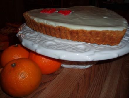 ето такая прелесть твой Лимонный тарт