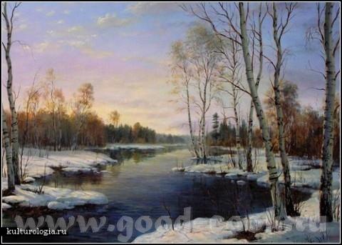 В Нижневартовске живет талантливая художница - Эльза Колесникова