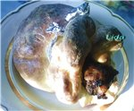 БЛЮДА ИЗ МЯСА и ФАРША Пикантное запеченое мясо Котлеты сложные Голубцы из краснокочанной капусты Ко... - 4