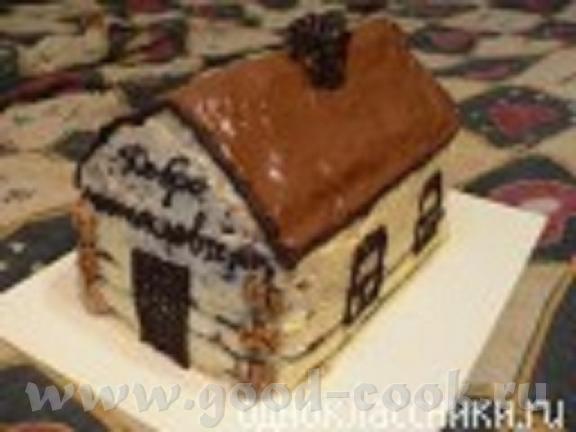 Еще один торт для семейного торжества