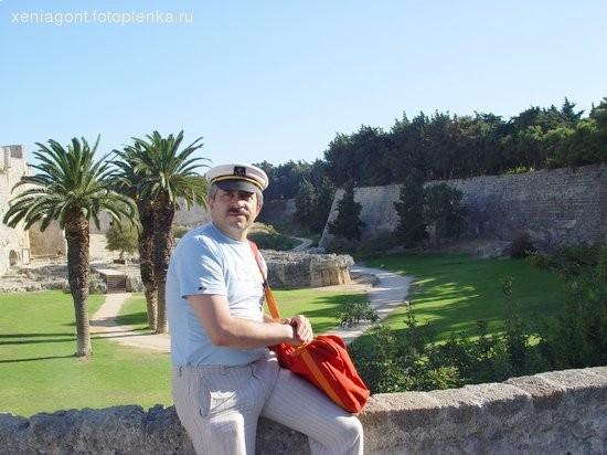 Крепость города Родос - 2