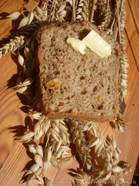 Ломоть баварского хлеба
