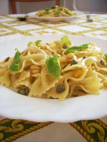 ароматная паста, без излишеств в соусе- легко и лаконично - 2