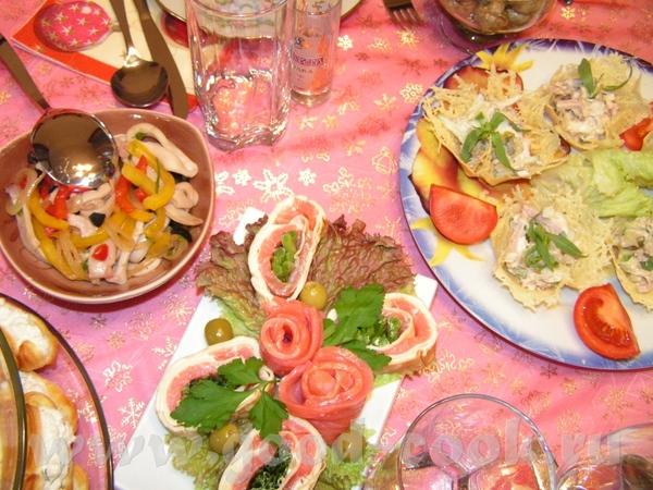 Запеченая семга с беконом и фундуком Свинина запеченая+картофель с беконом В верхнем правом углу са... - 3