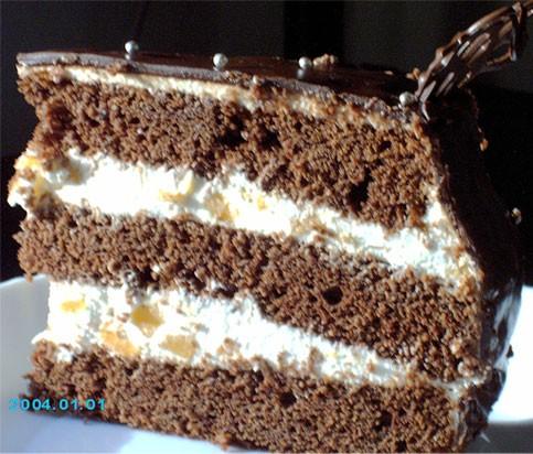 Большое спасибо за рецепт Трюфельного торта, за Абрикосовый торт и за Персиковый торт
