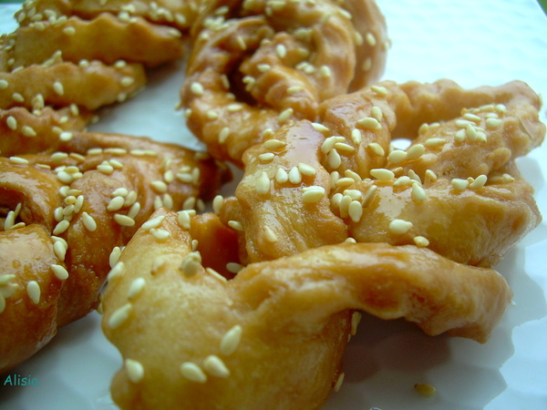 Недавно попробовала рецепт, который давно искала, это замечательная восточная сладость с легкой воздушно-хрусткой структ... - 2