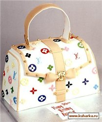Каролинка вот сумочки-торты - 2
