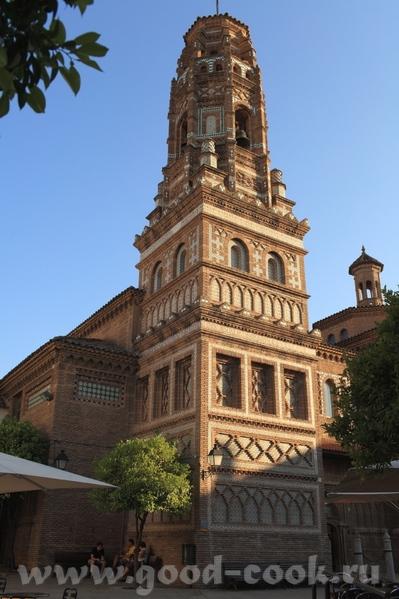 Ну что ж наконец-то я собралась написать отчет о нашем путешествии в Испанию-Барселону - 6