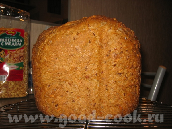 """А я поставила хлеб из смеси """"8 злаков"""" - 2"""