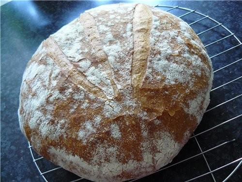Пышный хлеб с хорошей, не хрустящей корочкой - 2