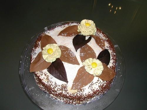 Украшение тортов5